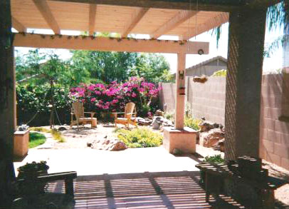 Many Will Choose To Spend A Little Extra Money This Year To Upgrade The  Landscape, But There Are Some Simple, Less Expensive Ways To Add Punch To  The Patio.